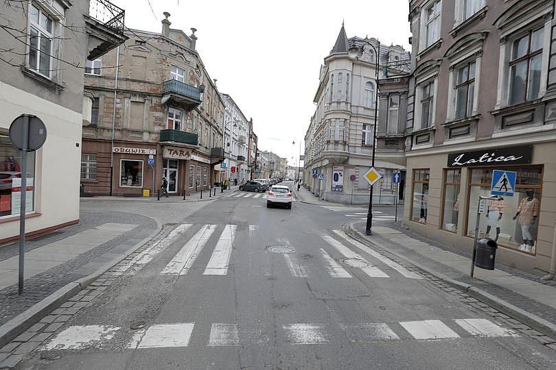 Na ul. Warszawskiej nie będzie zmian w organizacji ruchu