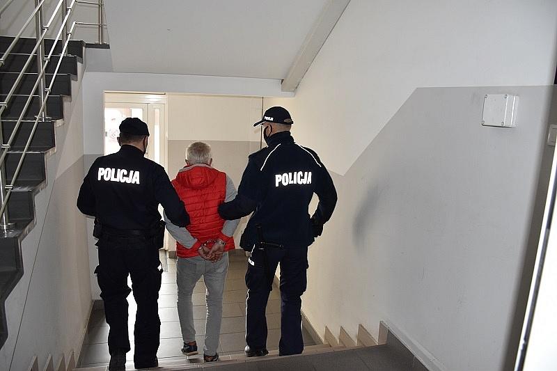 Areszt za znęcanie się nad dziećmi