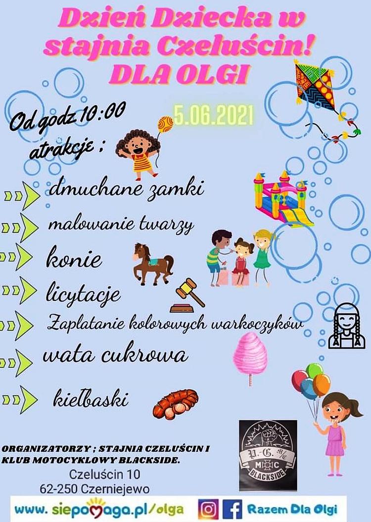 Dzień Dziecka w Stajni Czeluścin