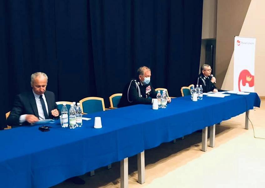 Dyskusja nad projektem nowej ustawy o OSP