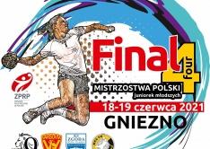 Mistrzostwa Polski Juniorek Młodszych w Piłce Ręcznej
