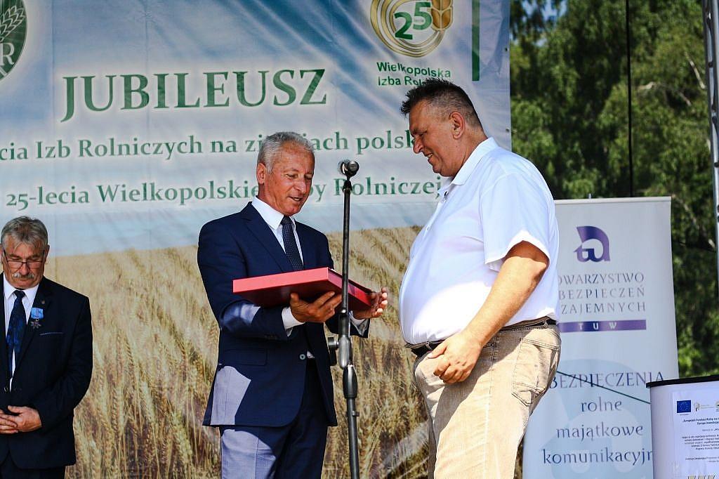 Jubileusz z okazji 25-lecia działalności Wielkopolskiej Izby Rolniczej