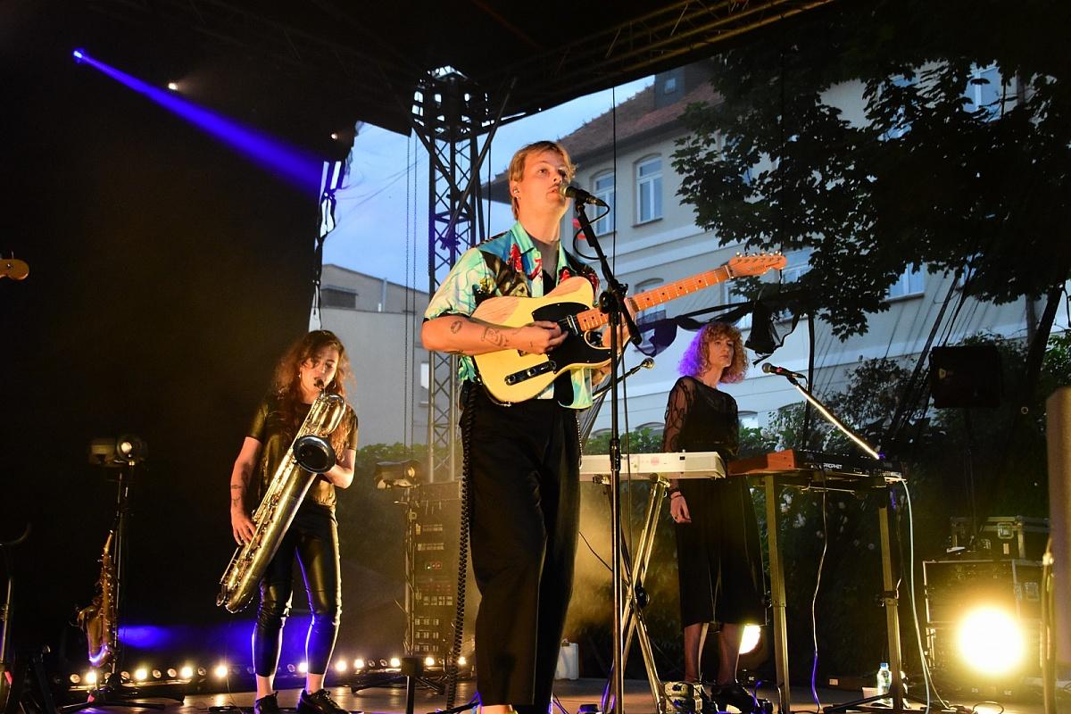 Król rozpoczął Królewski Festiwal Artystyczny!