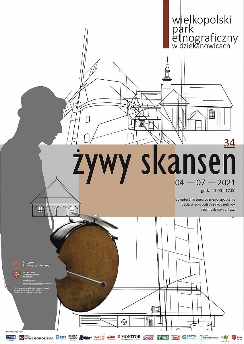 Żywy skansen w Dziekanowicach już 4 lipca