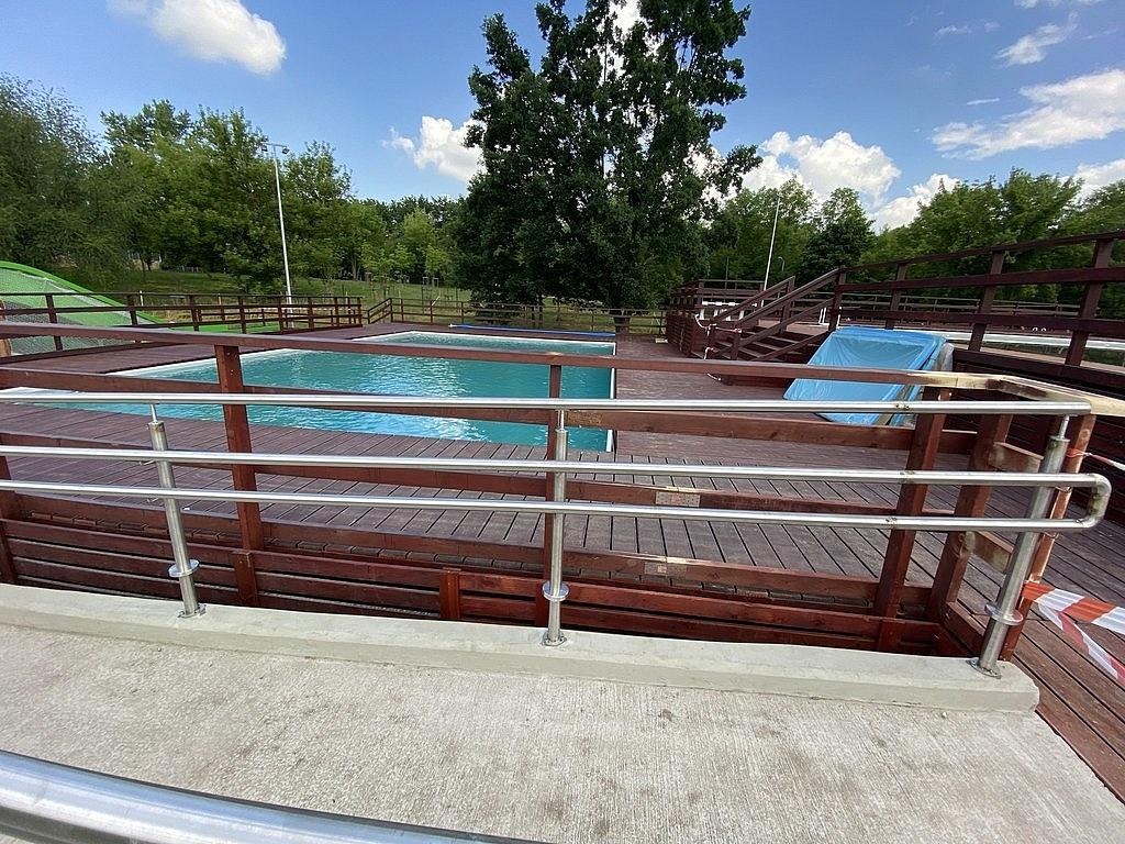 Baseny letnie na Ustroniu zostaną otwarte w sierpniu