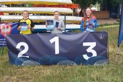 Świetny występ zawodników Gtt Diament Budex Gniezno podczas 15 Grand Prix Wielkopolski w Pływaniu Długodystansowym