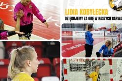 Lidia Kobyłecka kończy sportową karierę!