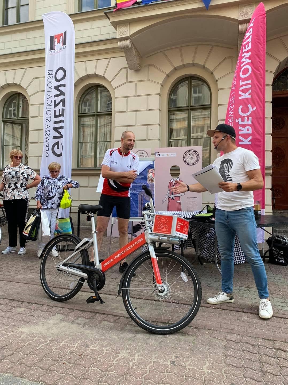 2 sierpnia inauguracja roweru miejskiego w Gnieźnie