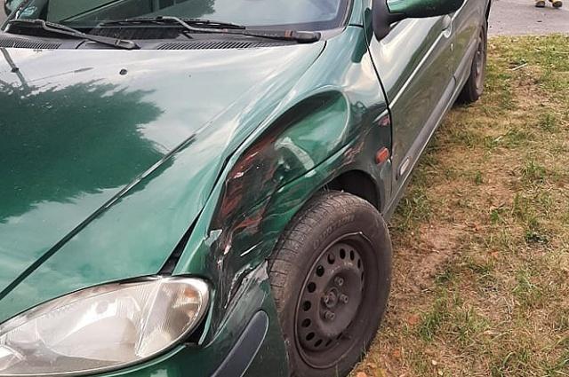 Wypadek w Nowej Wsi Niechanowskiej. Jedna osoba w szpitalu