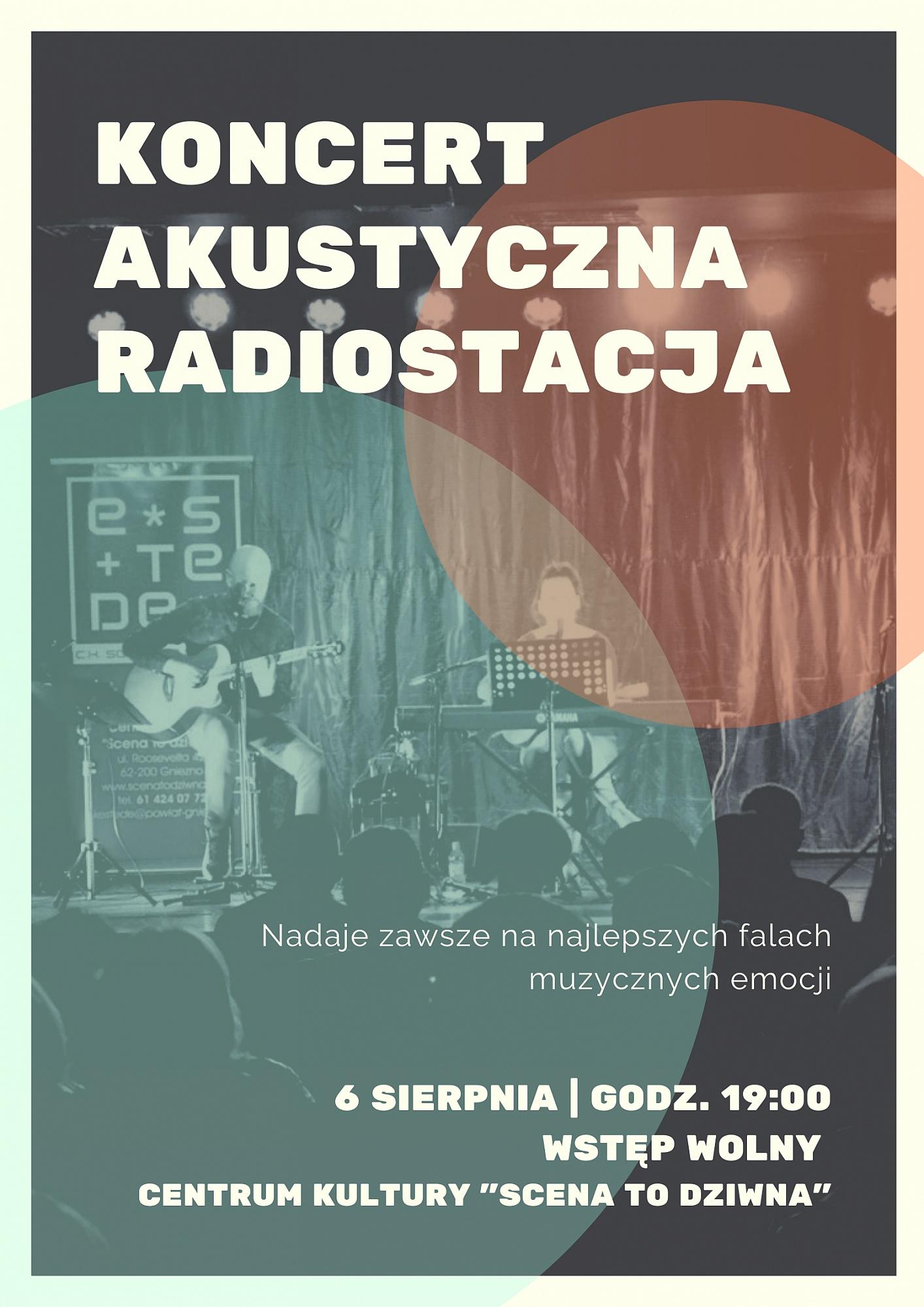 Akustyczna Radiostacja już w piątek w eSTeDe