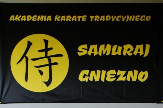 Akademia Karate Tradycyjnego Samuraj Gniezno zaprasza na treningi