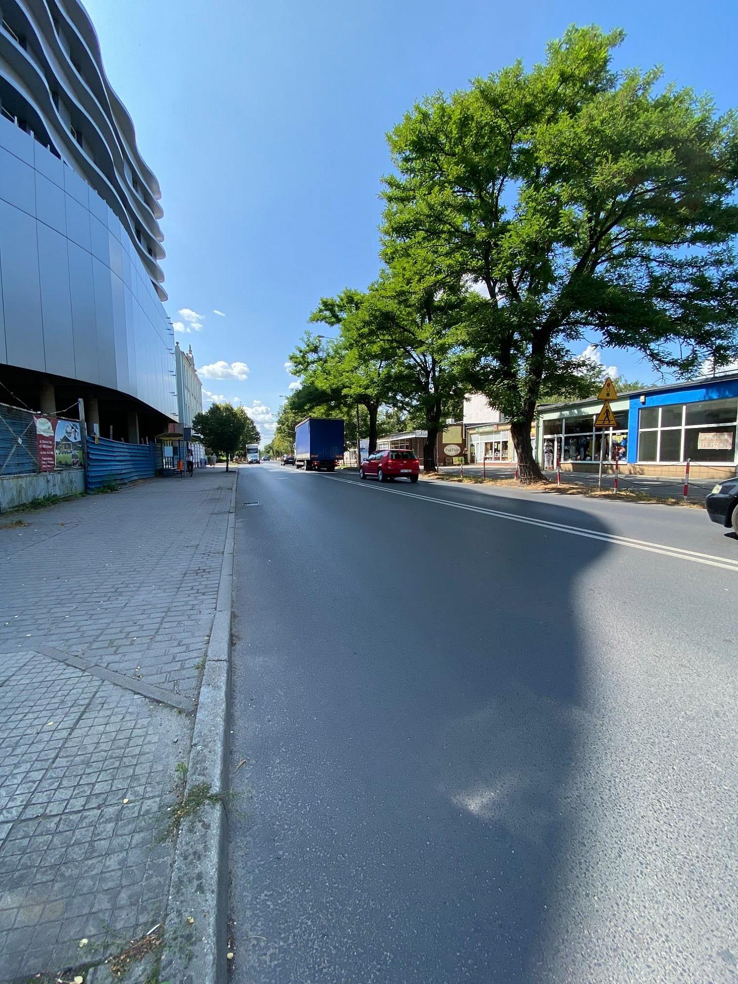 Spore zmiany na ul. Roosevelta! Nowe ścieżki rowerowe i przystanki wiedeńskie!