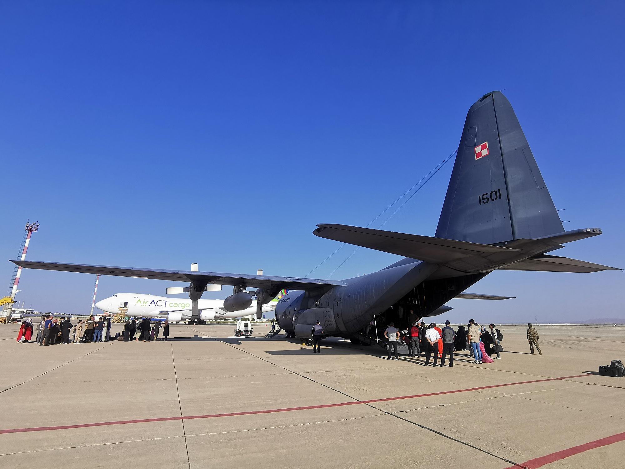 Zakończyła się ewakuacja z Afganistanu
