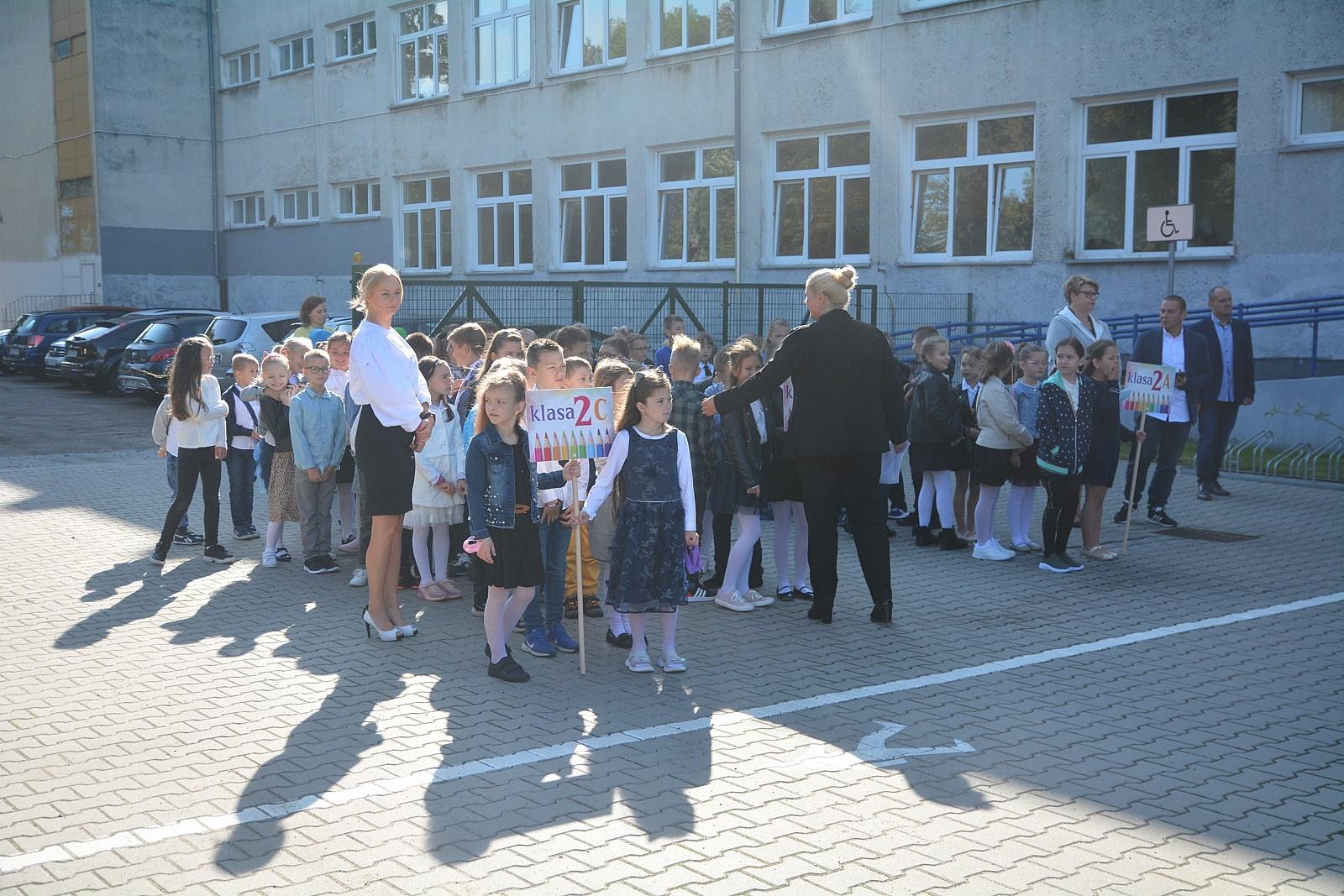 Nowy rok szkolny w szkołach miejskich rozpoczęty