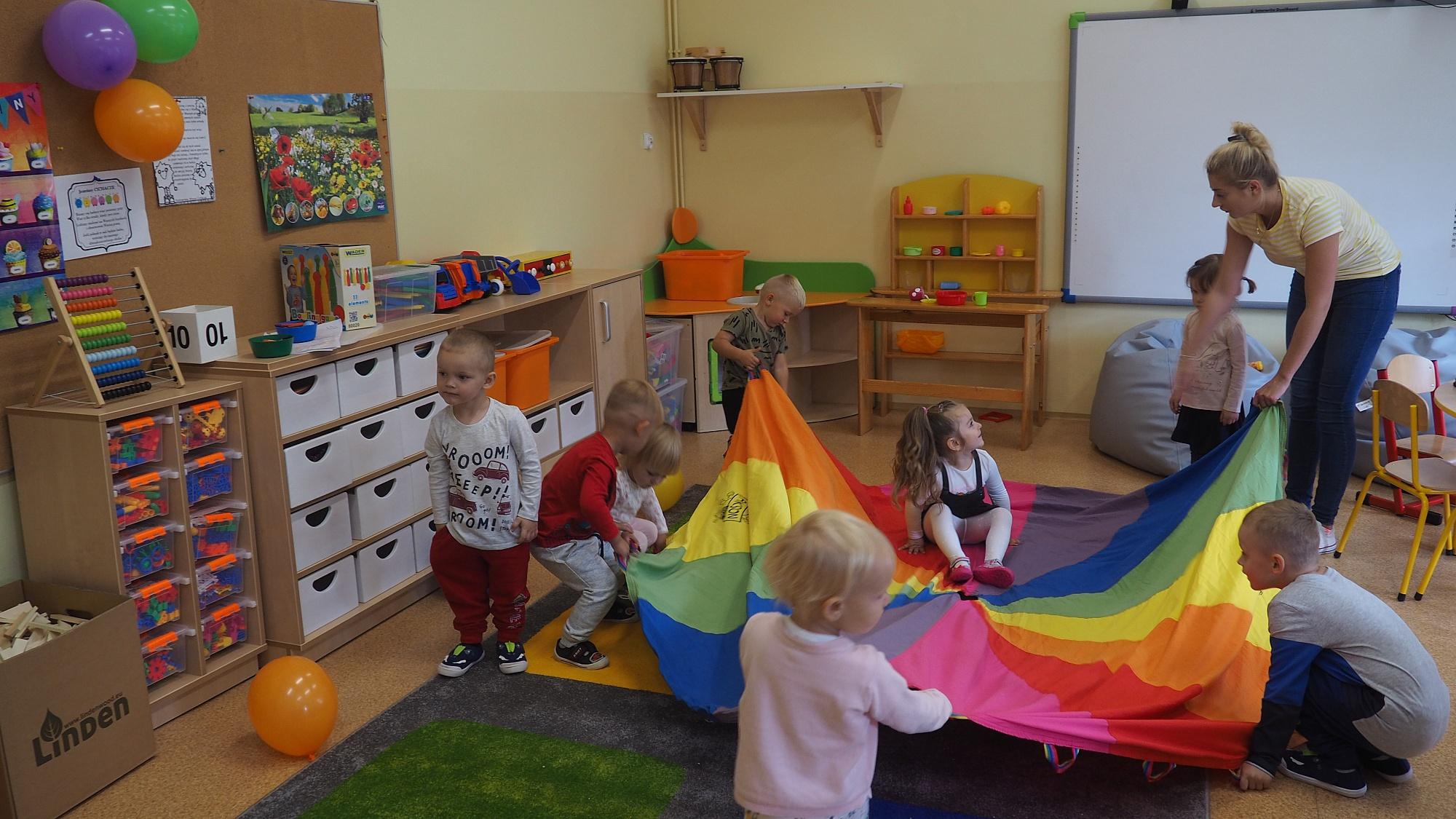 Nowy oddział przedszkolny w Modliszewku