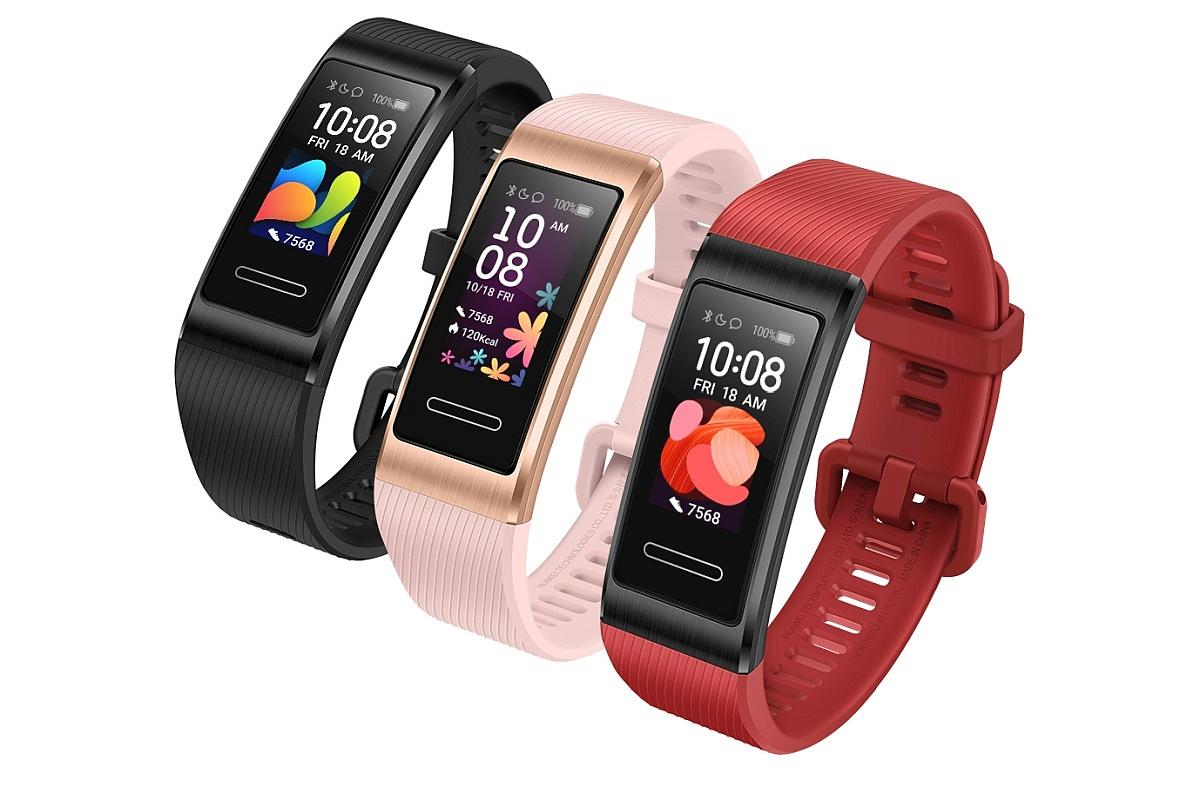 Huawei Band 4 - recenzja, specyfikacje i cena