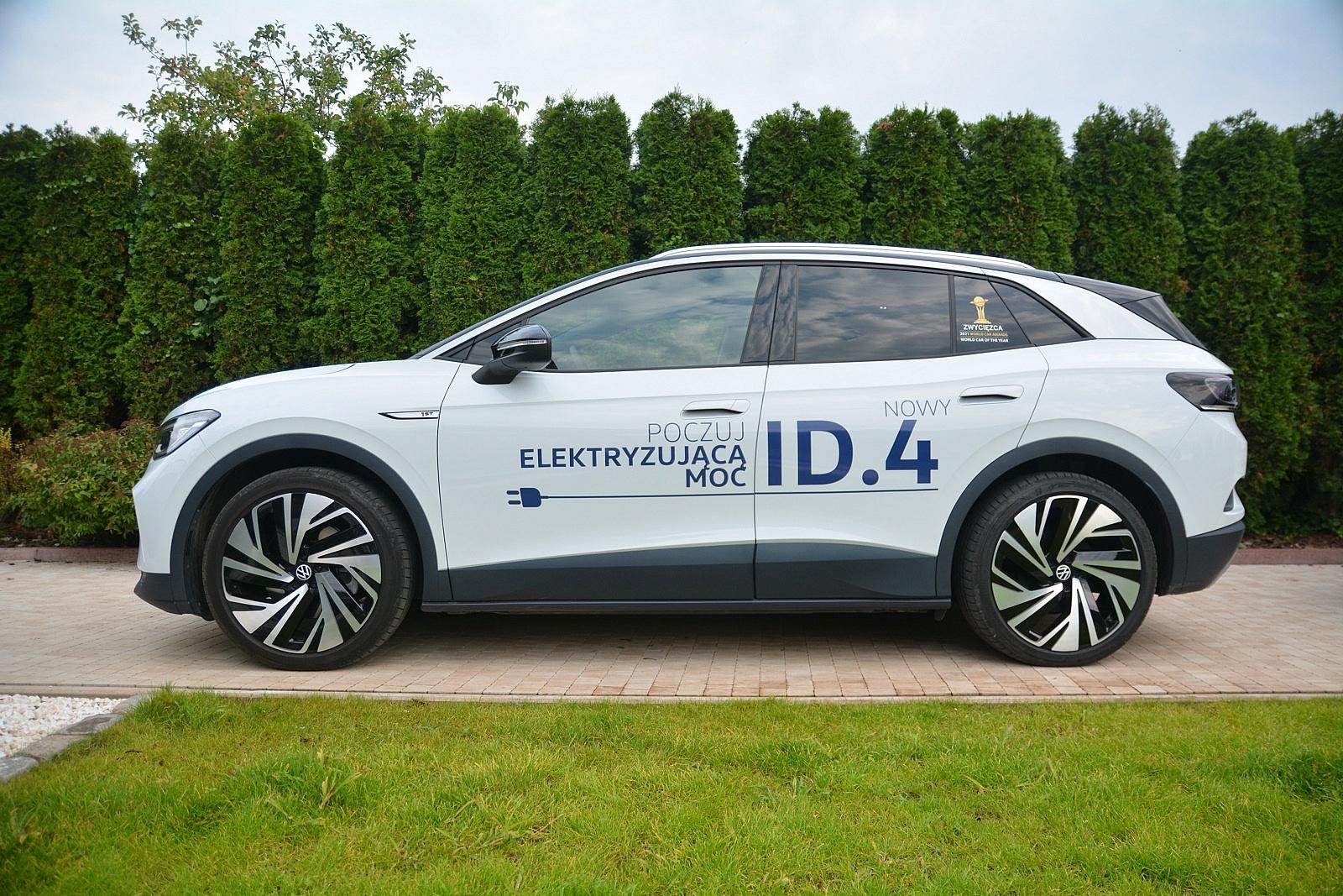 Volkswagen ID.4 - auto, które naprawdę nas zaskoczyło!
