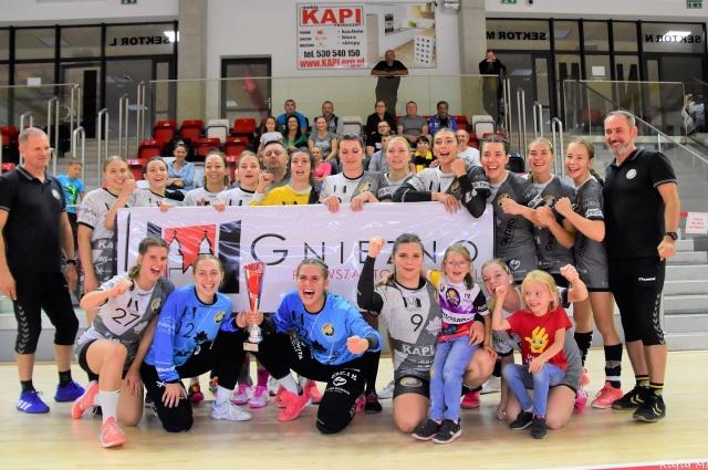 Bezapelacyjnie zwycięstwo gnieźnianek! MKS PR URBIS z Pucharem Prezydenta!