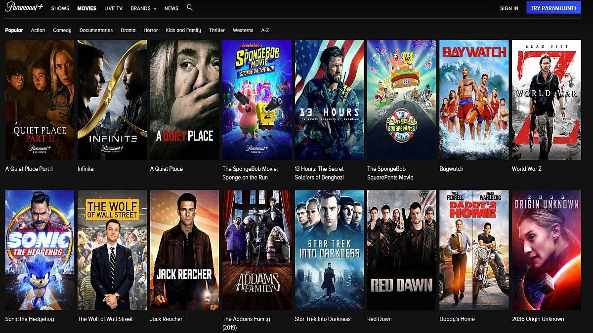 Paramount Plus - nowa platforma streamingowa. Hit czy Kit?