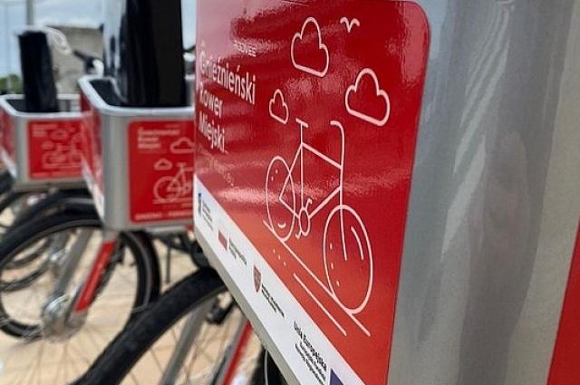 Gnieźnianie pokochali rower miejski