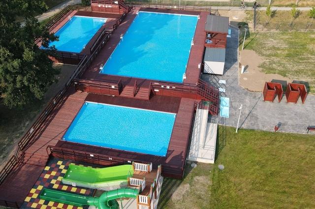 Ponad miesiąc z letnimi basenami w Gnieźnie