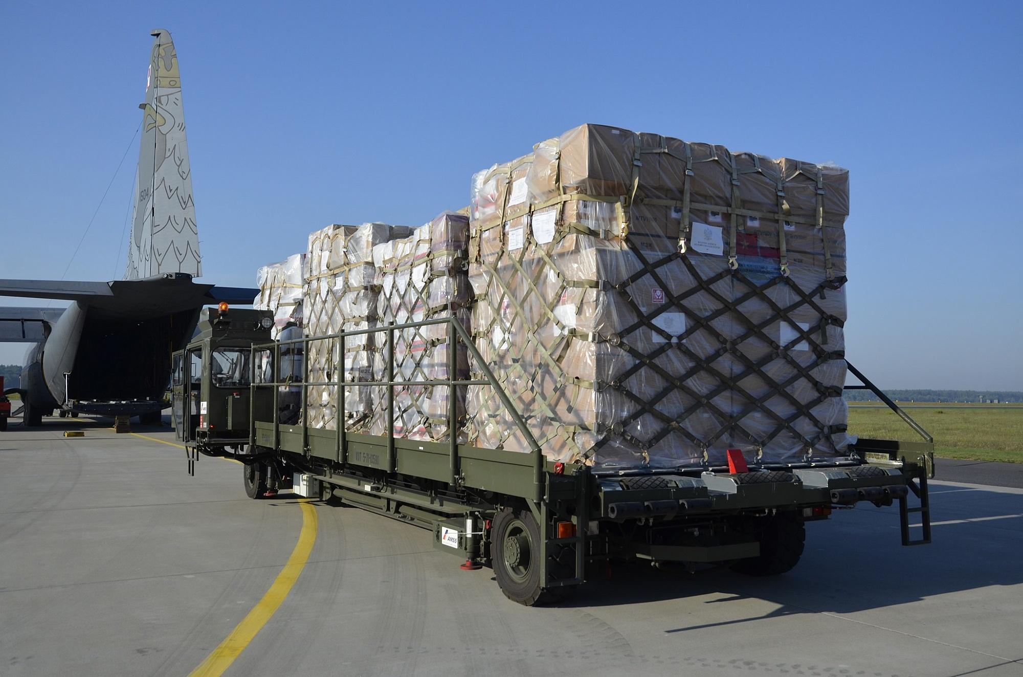 Pomoc humanitarna dla Wietnamu