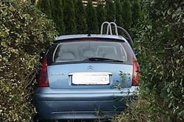 Jechała bez prawa jazdy -