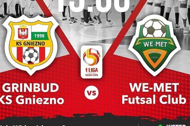 Wraca futsal! W sobotę pierwszy mecz Grinbud KS-u Gniezno