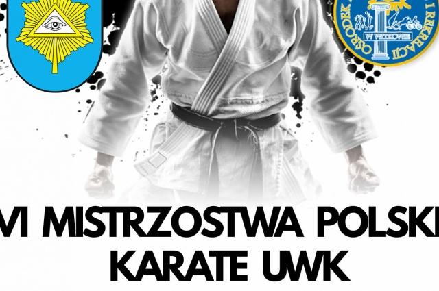 Mistrzostwa Polski Karate UWK już 16 października w Witkowie
