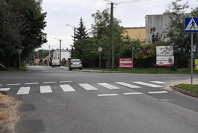 Bezpieczniej od ul. Kostrzewskiego do Gajowej