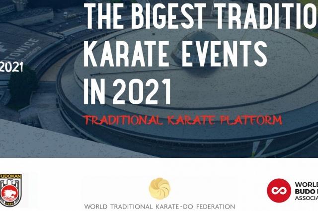 Największe wydarzenie karate tradycyjnego w 2021 roku odbędzie się w katowickim Spodku! Aleksandra Politowicz powalczy o Mistrzostwo Europy!