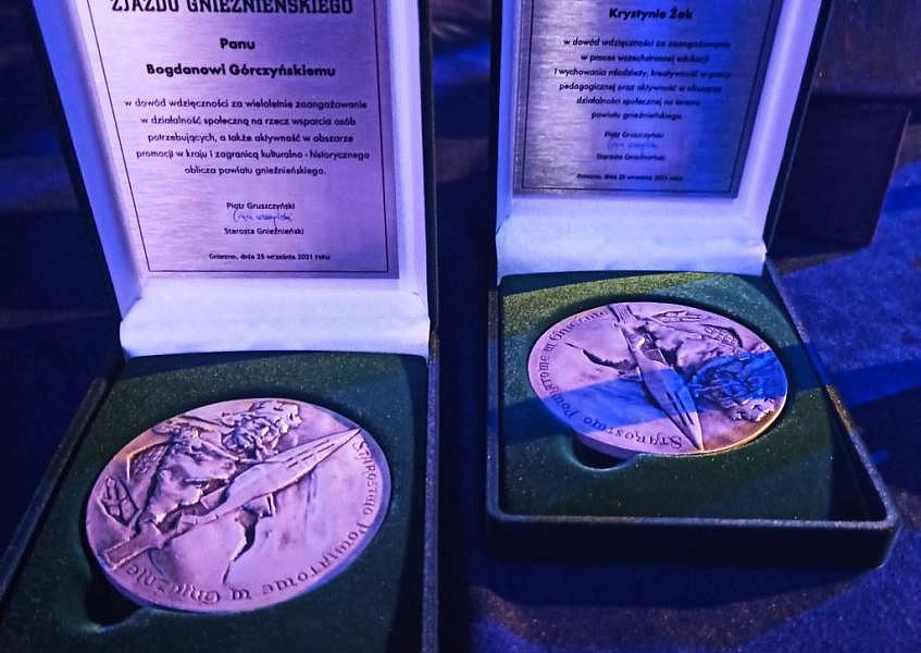 Przyznano kolejne Medale Milenium Zjazdu Gnieźnieńskiego